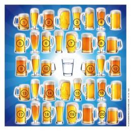 1932 - Glücksscheibe Bier...
