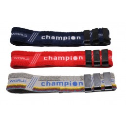 CHAMPION Stirnband mit 3 Clips