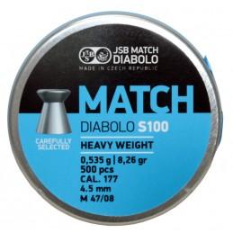JSB Diabolos Match 0,535gr