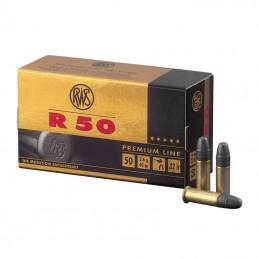 RWS R50  Randfeuerpatronen...
