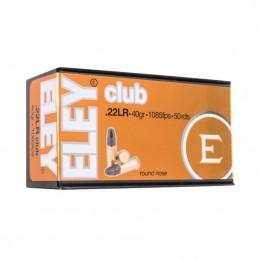 ELEY Club Randfeuerpatronen...