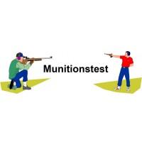 Munitionstest